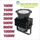 CREE откалывает свет залива ребер СИД светильника 100W хорошего качества водителя Meanwell привесной высокий (CS-GKD015-100W)