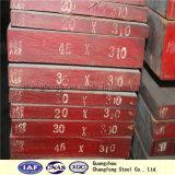 plaque en acier du moulage 1.2083/420/S136 spécial laminé à chaud