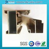 Aluminium-Strangpresßling-Profil des Aluminium-6063 für Markt Libyen-Liberia Afrika