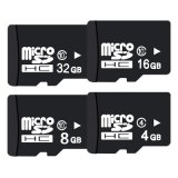 Garantie micro de la capacité totale Class10 1year de carte SD de la carte mémoire 8GB 16GB 32GB 64GB 128GB