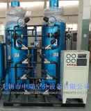 Usine de séparation de l'air psa à haute efficacité énergétique pour l'oxygène