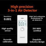 Producto Hcho & Pm2.5 de la salud Detector de la monitorización interior del aire Smart Bluetooth