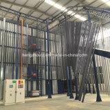 Máquina de capa del polvo para los productos de aluminio