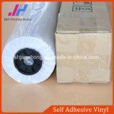 Vinyle adhésif autocollant en couleur, film de vinyle, vinyle découpé pour la découpe