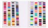 El aire colorido de calidad superior cubrió el hilado 32s del poliester del hilado para hacer punto y tejer