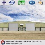 ISOのプレハブの軽い構造倉庫か記憶。 セリウムの証明書