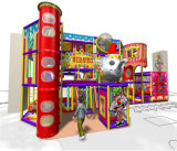 Campo de jogos interno temático do circo do divertimento do elogio para a venda
