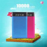 10000mAh Nuevo cargador portable caliente del teléfono del banco de la energía del teléfono móvil 2 USB