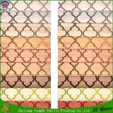ホーム織物によって編まれるポリエステル防水Frの停電のカーテンファブリック