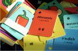 Children's puzzle personnalisé Carte de jeu de légumes