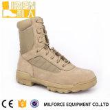 De nieuwe Laarzen van de Woestijn van het Leer van de Koe van het Suède van de Stijl In het groot Militaire