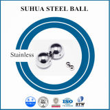 Высоко уточните шарик металла шарика нержавеющей стали 10mm круглый