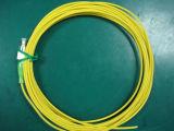 Conector óptico de la fibra FC/APC, Patchcord, solo modo
