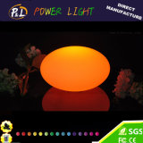 Partij LED Decoration Flat Balls LED Mood Lamp met Afstandsbediening