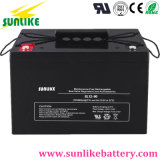 Bateria AGM de energia solar 12V85ah Deep Cycle para backup da UPS