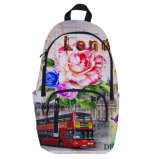 La squadra personalizza i sacchetti dei ragazzi degli Zaini dei sacchetti di banco dello zaino di formato di marchio