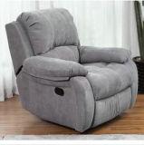 Sofa de tissu, sofa de Recliner, type manuel sofa, meubles à la maison (GA03)