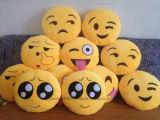 Het pluche Gevulde Hoofdkussen van het Achterschip van Emoji van het Stuk speelgoed