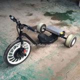 vespa de deriva 1000W de la movilidad eléctrica 3-Wheel