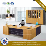 De houten Lijst van het Bureau van het Kantoormeubilair van de Melamine Uitvoerende (hx-GD044)
