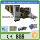 SGS aprobado Jiangsu bolsa de papel que hace la máquina
