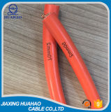 Cable anaranjado de la soldadura de la alta calidad 16mm2 25mm2 35mm2 50mm2