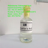 HCl 32% 33% van Hydrochloric Zuur HCl van het Pakket van de Trommel IBC