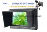 Moniteur de YPbPr de TFT LCD de 5.6 pouces