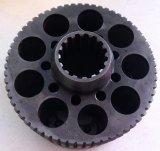 Pièces de rechange de pompe de Hydrauli de machines de construction DMB60