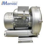 Micro ventilador de ar 0.37kw elétrico para a manipulação material