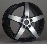 Колесо алюминиевого сплава 16 дюймов для VW & Хонда & Ford