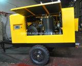 Compresor de aire eléctrico portable del tornillo de Kaishan Lgb-9.3/8y 55kw para la explotación minera
