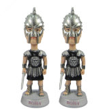 OEM het Hoofd van Bobble van de Helm van Rome van de Hars van de Goede Kwaliteit voor Deco