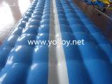 Trains pneumatiques gonflables à traction pneumatique