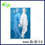 Vestiti da lavoro antistatici della tuta per il locale senza polvere