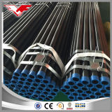 Tubulação soldada ERW de aço da tubulação de carbono para o material de construção
