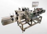 Ronda botella semiautomática máquina de etiquetado para la máquina de llenado