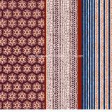 100%Polyester 영국 작풍 Pigment&Disperse는 침구 세트를 위한 직물을 인쇄했다