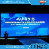 단계 HD 실내 P3 풀 컬러 임대 LED 스크린 전시