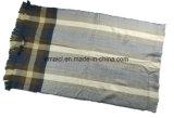 Laine mélangée à l'acrylique fils teints avec châle Tassel (ABF22006103)