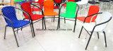 Presidenza Dell'interno-Esterna della pila del ristorante del vario di colore rattan del PE (LL-0024)