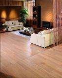 Plancher extérieur en bois de planche de vinyle de plancher de vinyle de PVC avec le modèle de cliquetis