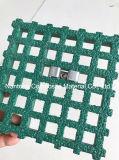 Rejilla de malla de Mini, el FRP, para las plataformas, pasarelas, pisos y cubiertas
