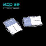 Estuche impermeable ABS tipo doble tarjeta de identificación titulares
