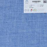 Tessuto di tela puro lavato saia per l'indumento