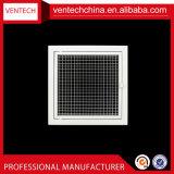 Les systèmes de climatisation grille de ventilation en aluminium amovible Eggcrate Grille de base