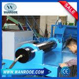 Máquina de aço usada da limpeza do fio do grânulo do pneu que remove a máquina de desenho da máquina