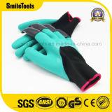 Garten-Geist-Handschuhe mit Fingerspitzen Uniex rechten Greifern