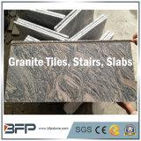 Matériaux de construction poli blanc, dalle de marbre et granit noir de carreaux de plancher