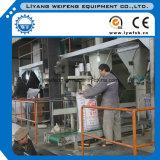 Tourner la chaîne de production principale de boulettes d'alimentation automatique de 3t/H 5t/H 10t/H